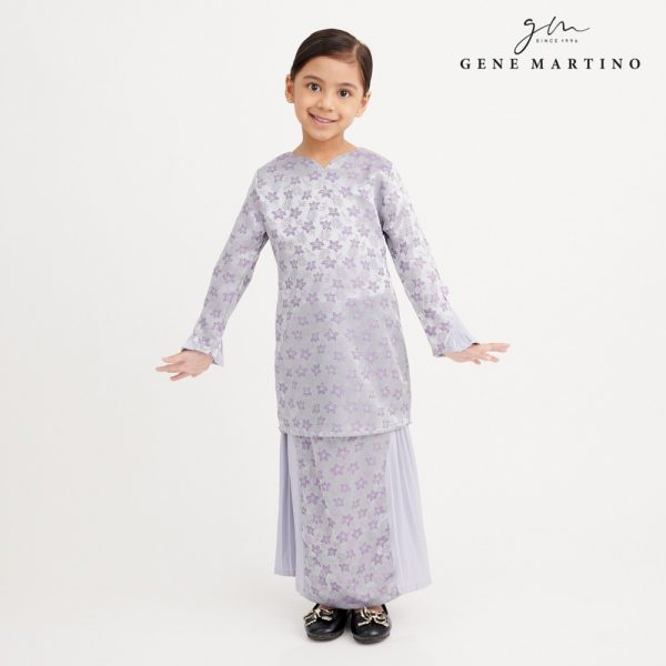 Gene Martino Reena Kurung Modern EA991FA 93 Light Grey