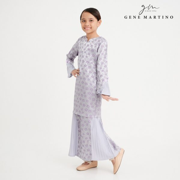 Gene Martino Reena Kurung Modern NA991FA 93 Light Grey