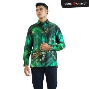 Men's Batik 442 Emerald Green 87-1