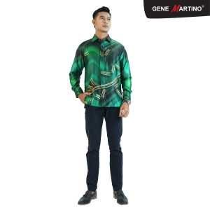 Men's Batik 442 Emerald Green 87-2