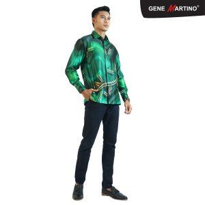 Men's Batik 442 Emerald Green 87