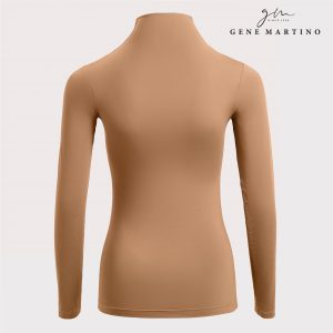 Long Sleeve Innerwear 003 Dark Beige