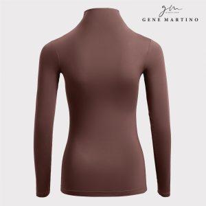 Long Sleeve Innerwear 003 Dark Brown