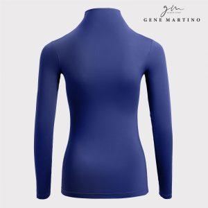 Long Sleeve Innerwear 003 Navy Blue
