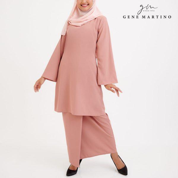 Mawar Kurung Pahang 8053 Salmon Pink