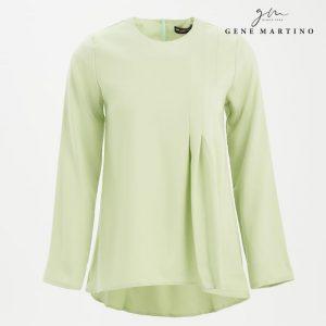 Leah Blouse 079 Light Green