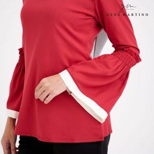 Muslimah Ladies Blouse 190 Red