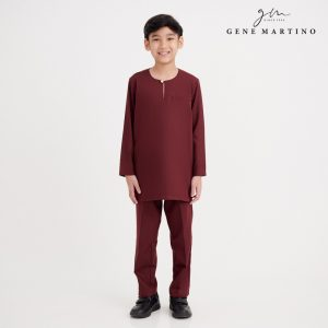 Gene Martino Isac Kurta Slim Fit KJA1075FA 47 Brown