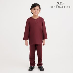 Gene Martino Isac Kurta Slim Fit KKA1075FA 47 Brown