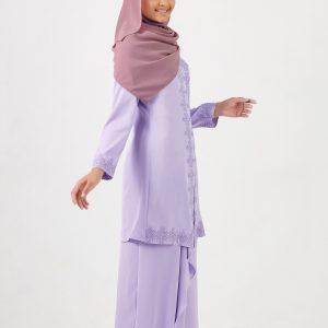 Gene Martion Saryna Kurung Kebaya RA8048SU 63 Lavender Purple