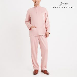 Gene Martino Remy Baju Melayu Modern MA991FA 33 Light Pink