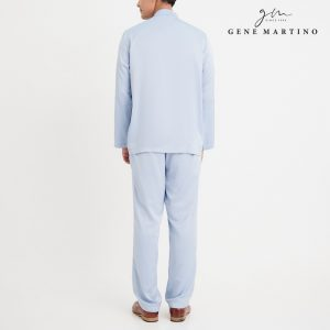 Gene Martino Remy Baju Melayu Modern MA991FA 73 Light Blue