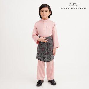 Gene Martino Remy Baju Melayu Modern UA991FA 33 Light Pink