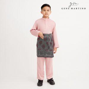 Gene Martino Remy Baju Melayu Modern XA991FA 33 Light Pink